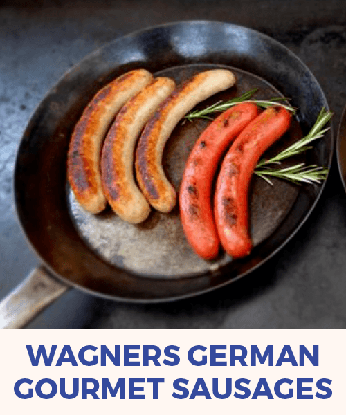 Wagners German Gourmet Sausages