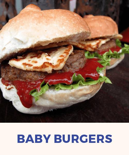 Baby Burgers