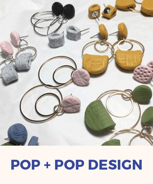 Pop + Pop Design