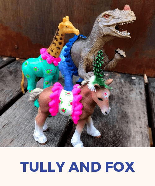 Tully & the Fox