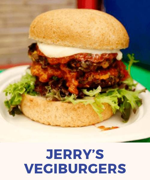 Jerry's Vegiburgers