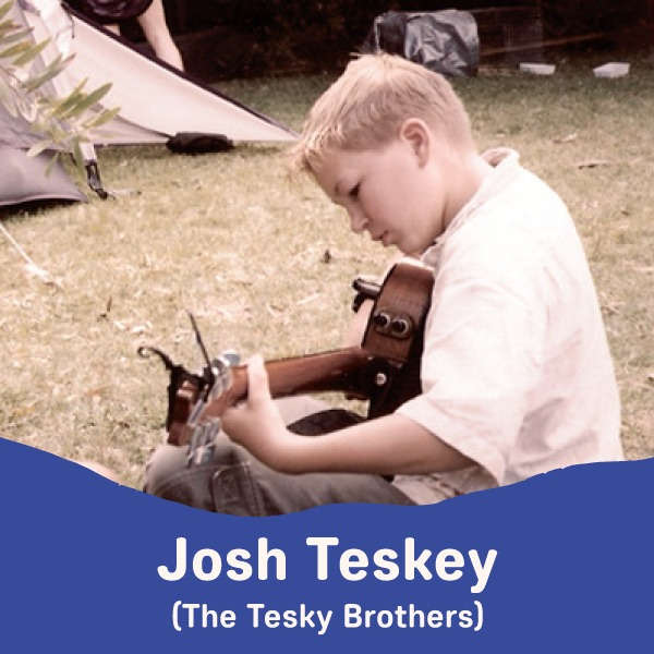 Josh Teskey (The Teskey Brothers)