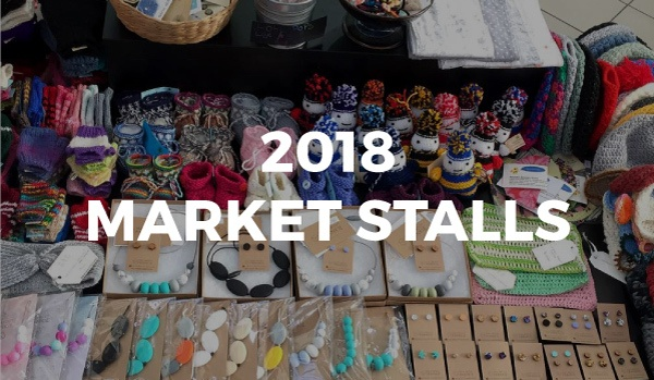 Market Stalls at The Lost Lands 2018