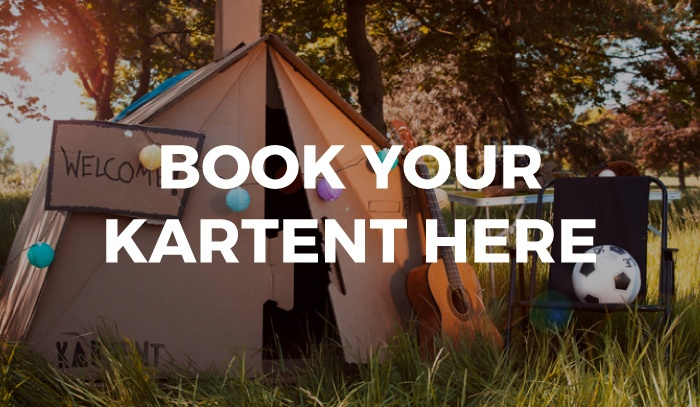 Book your KarTent here