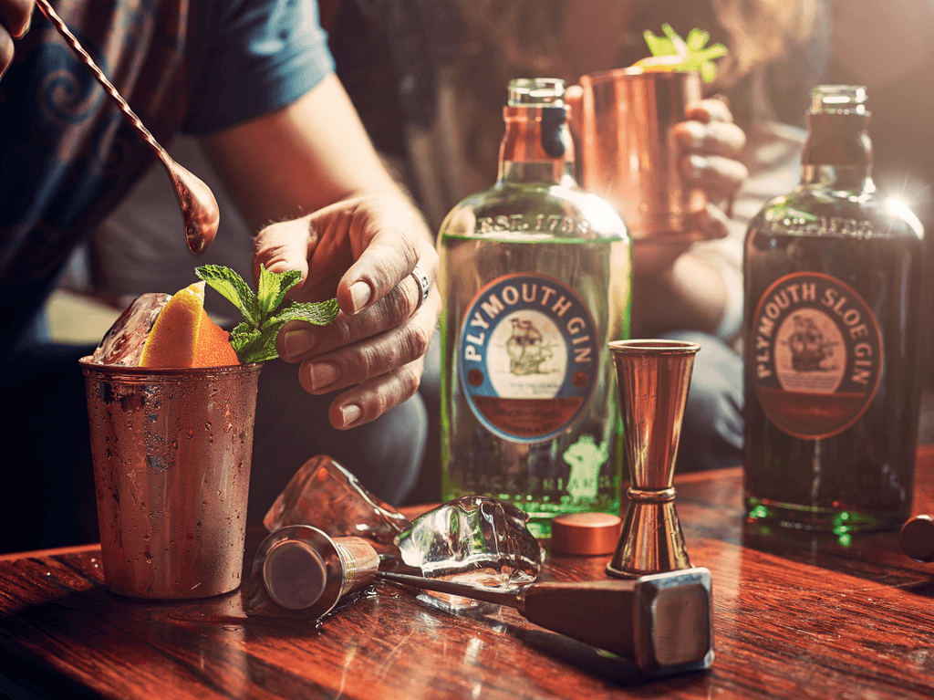 A Plymouth Gin Masterclass at The Mind Palace