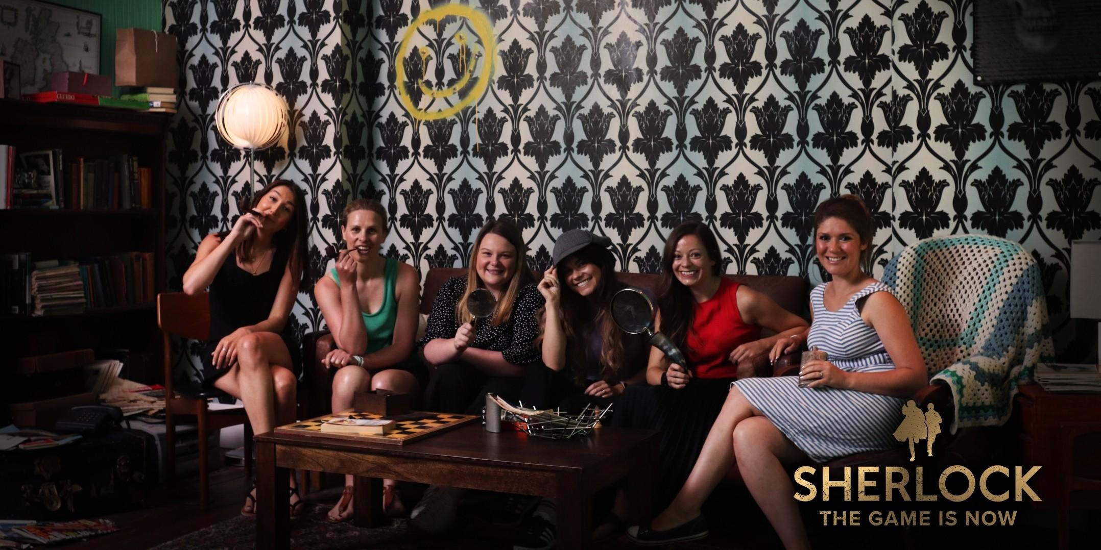 Sherlock Hen Party