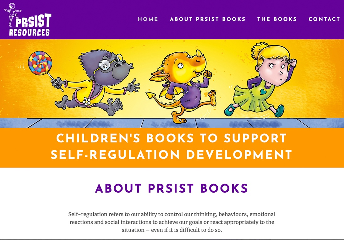 PRSIST Resources website