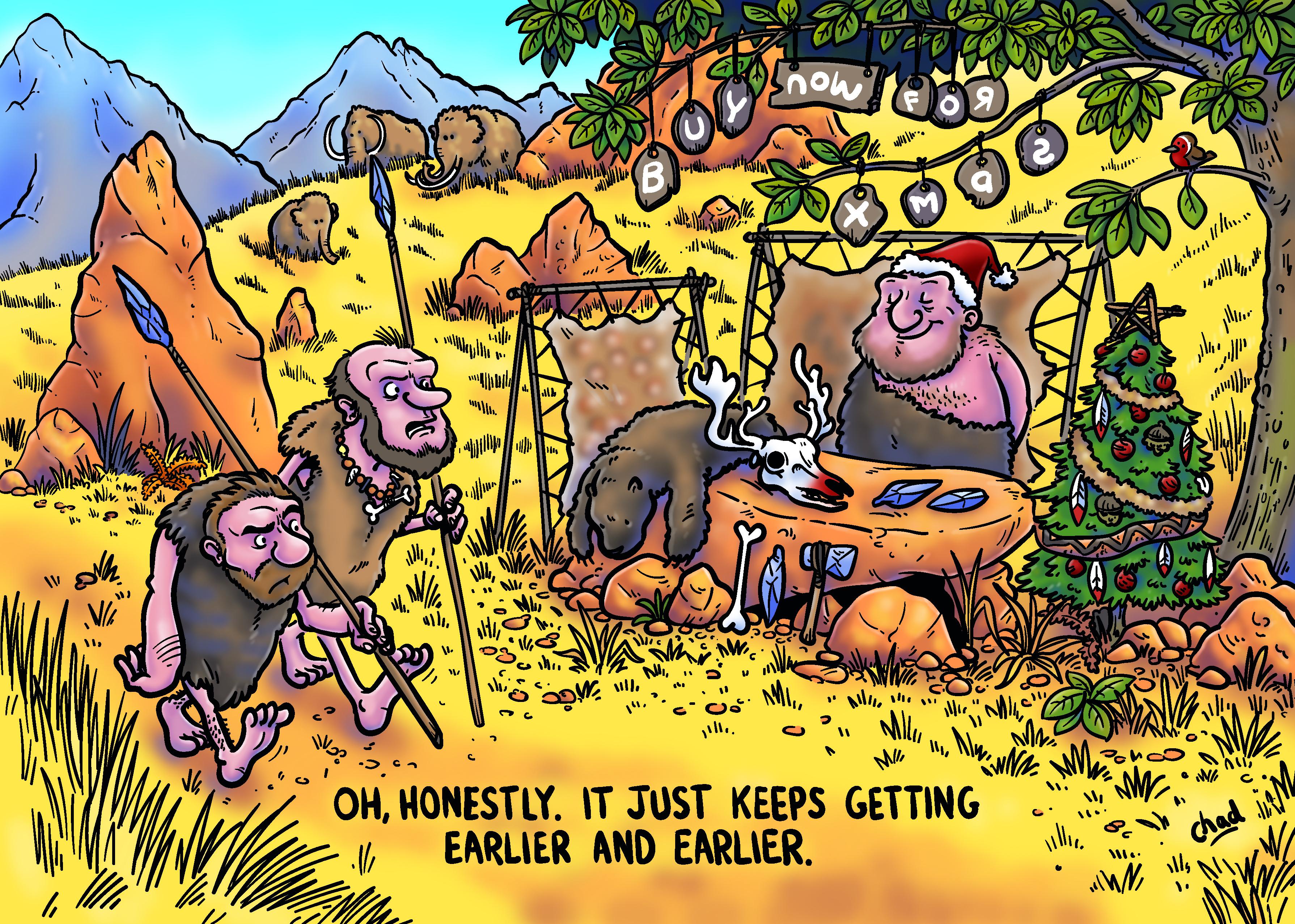 Ceratopia Christmas Cavemen.jpg