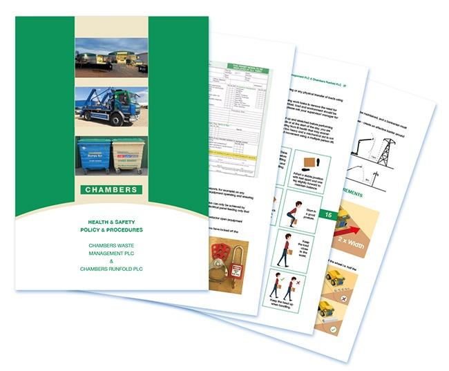 Employee Handbook for Chambers