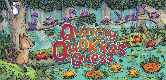 Quincey Quokka's Facebook image