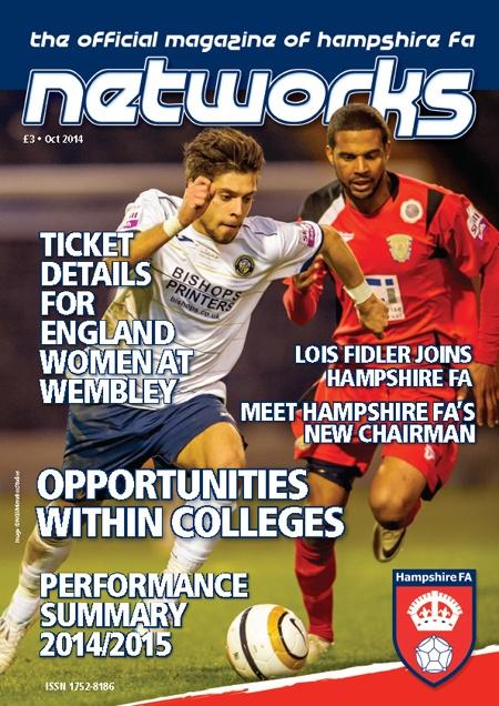 Hampshire FA's online magazine