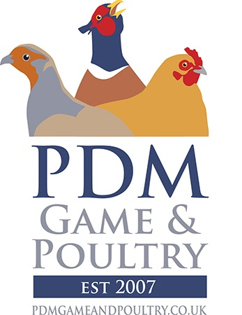 Logo created for PDM Game & Poultry