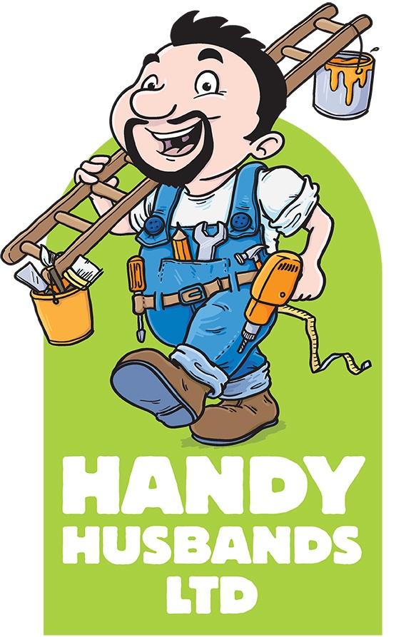 The Handy Husbands logo