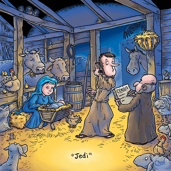 The Bethlehem census