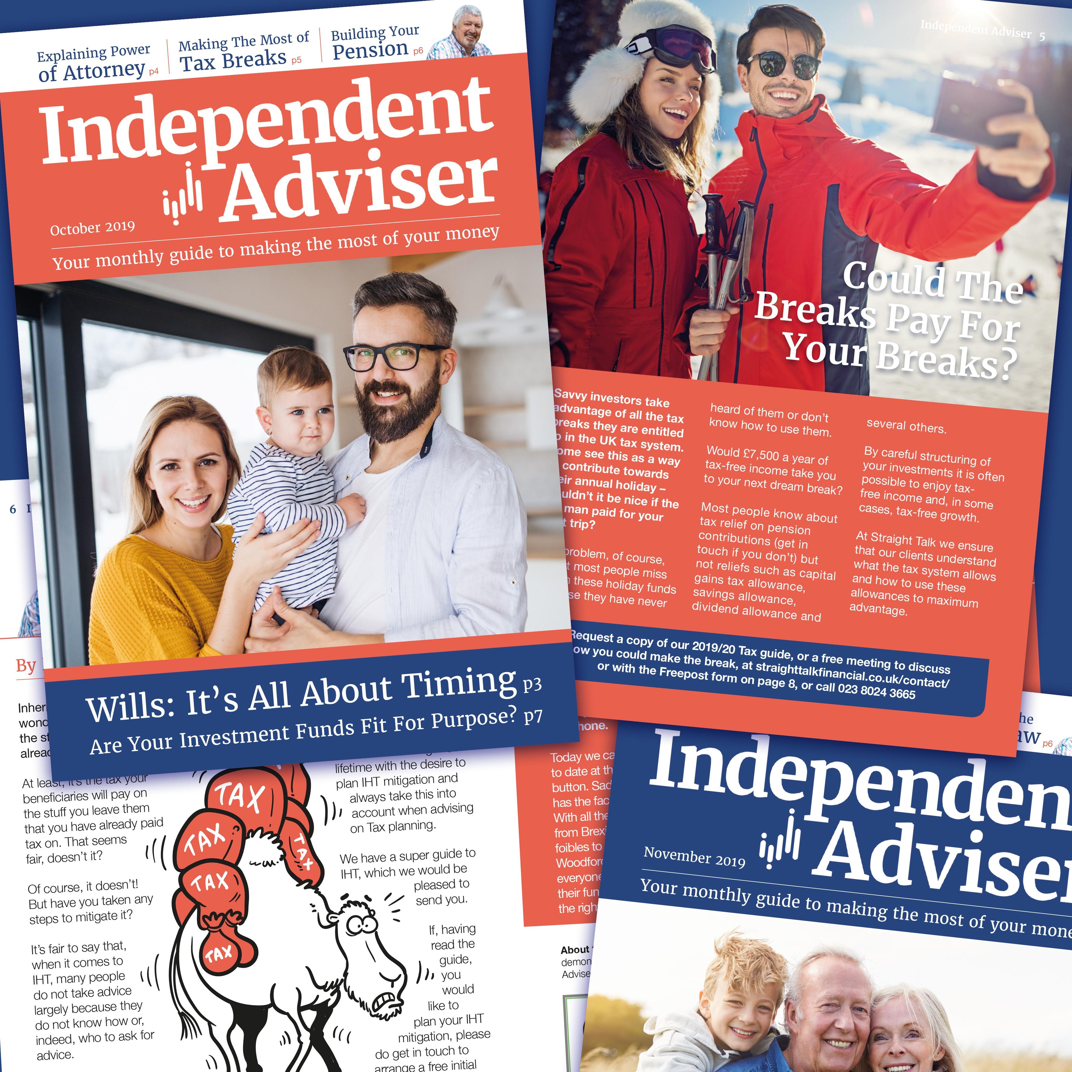 Independent Adviser magazine