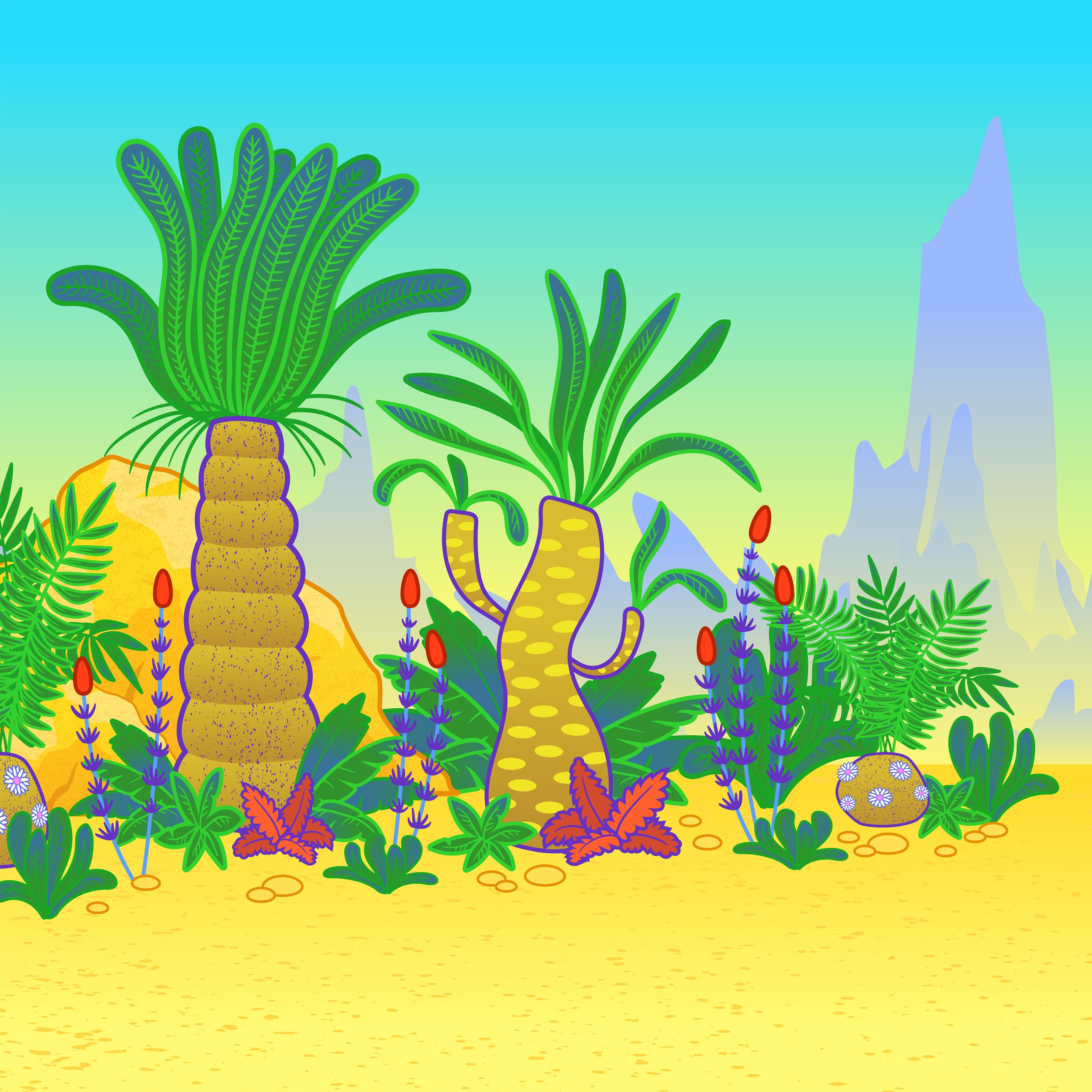 Ceratopia animation, Dinosaur Kind animation