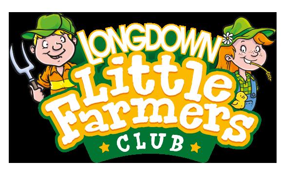 The Longdown Little Farmers Club logo