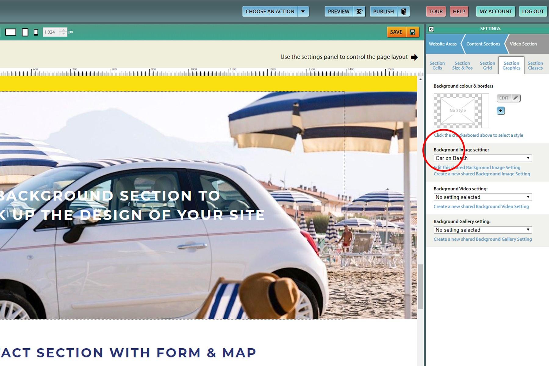 Background Image Basics image