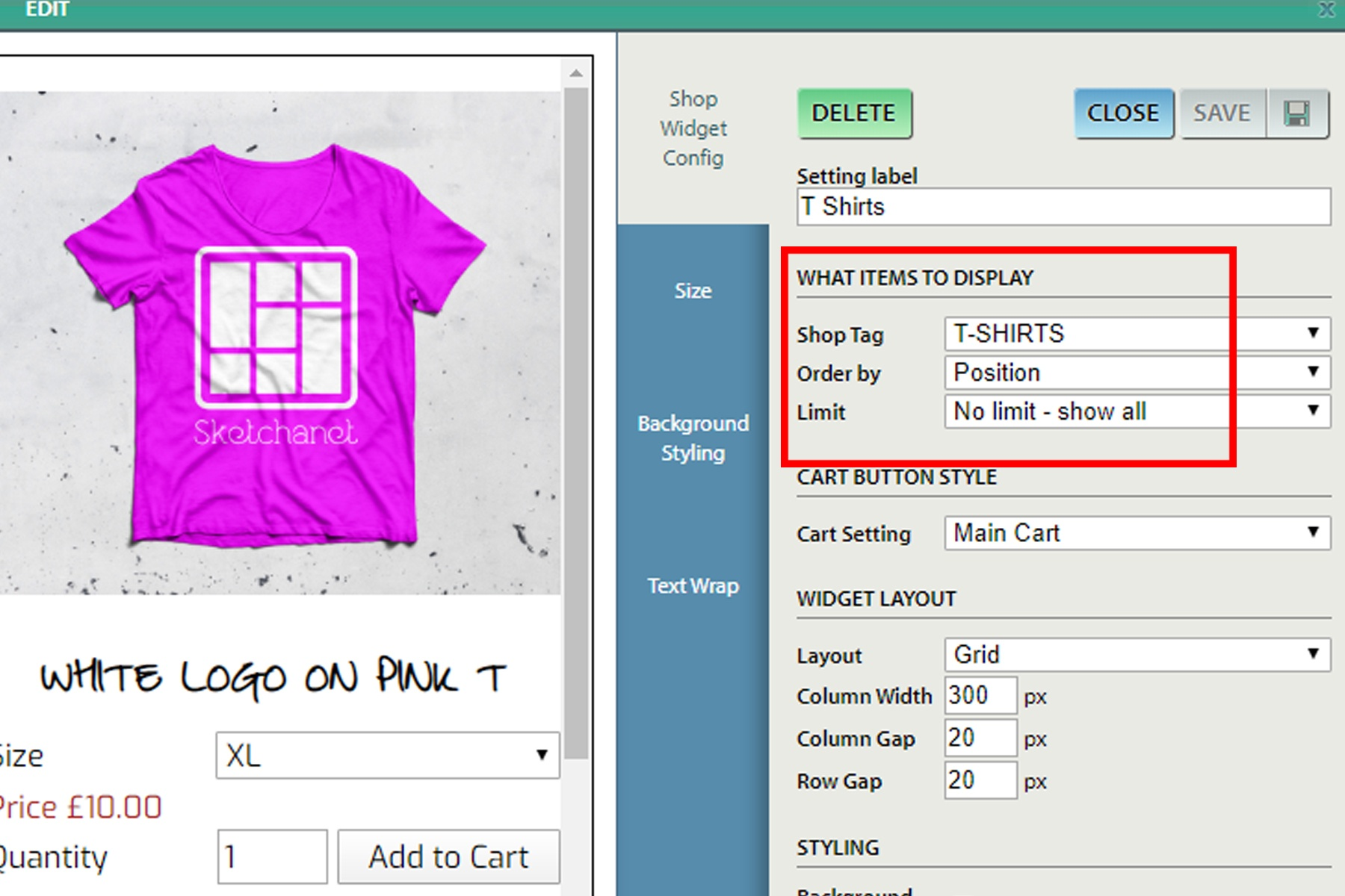 Ecommerce - Grouping Items With Tags image