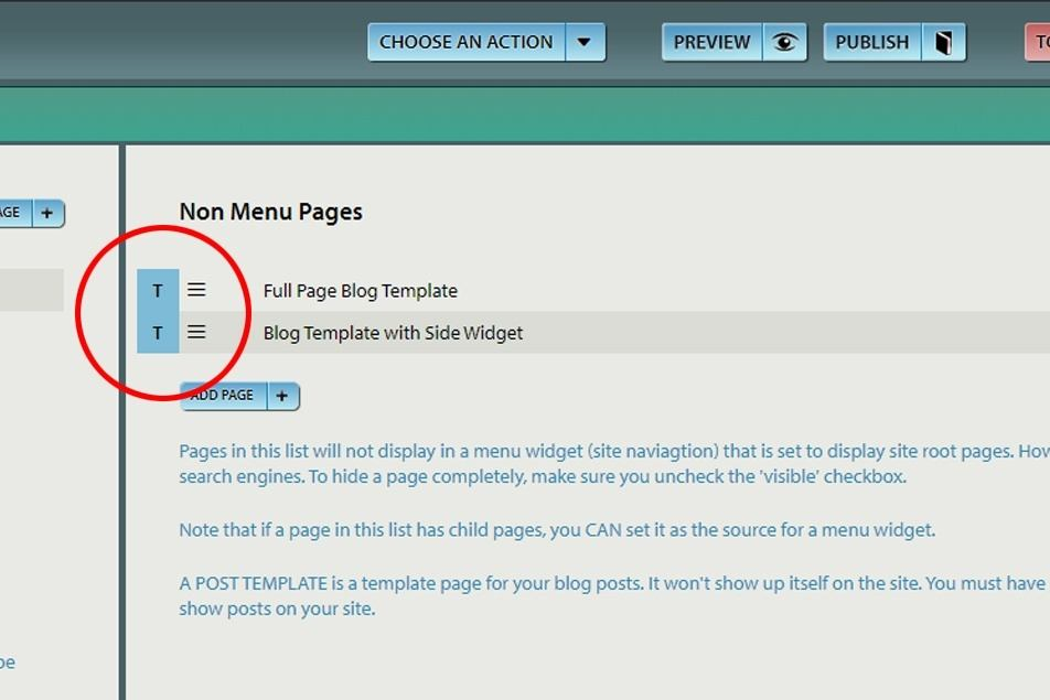 Blogging - Creating Post Templates image