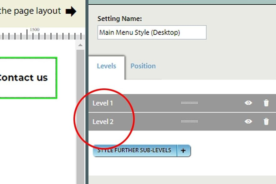 How To Add A Drop Down Menu  image