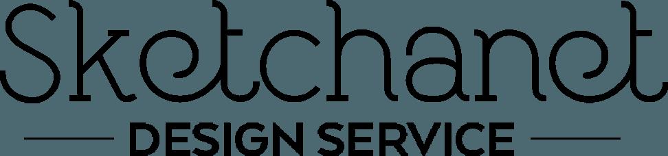 Sketchanet design service logo