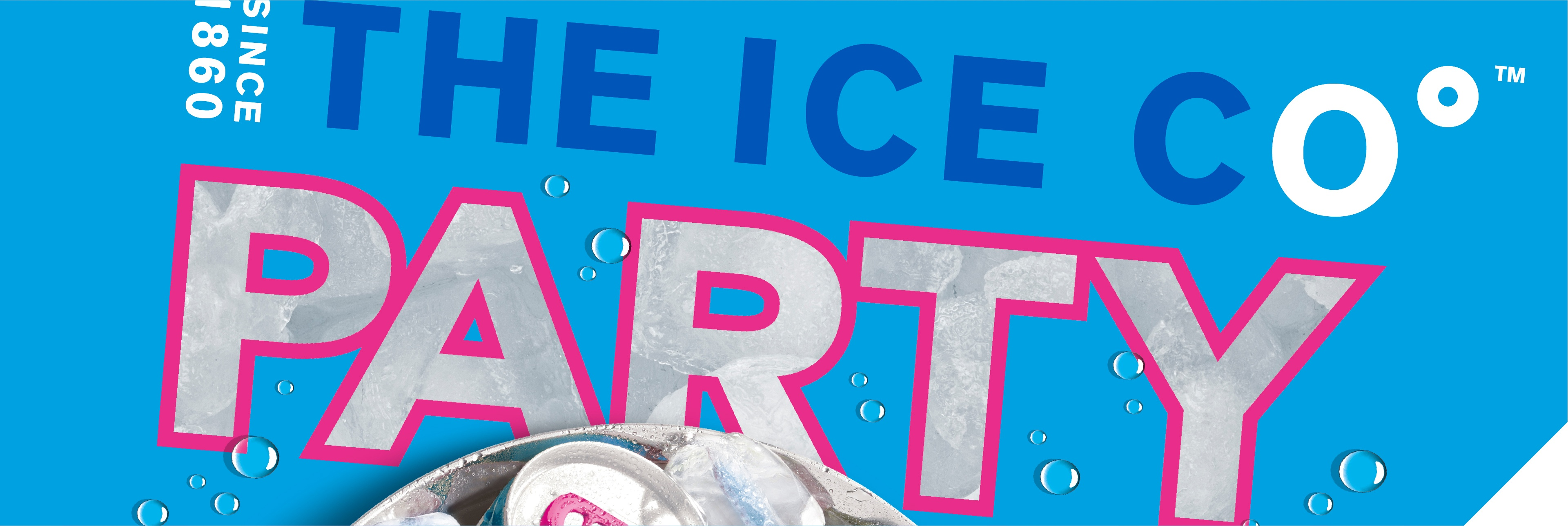 Brand on Shelf - work - The Ice Co - Party Ice