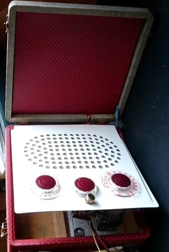 Portable Valve Radio image