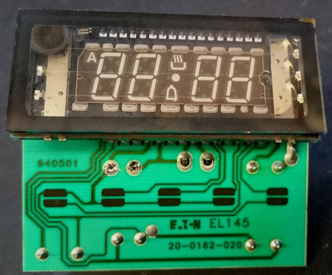 Obsolete Oven Timer