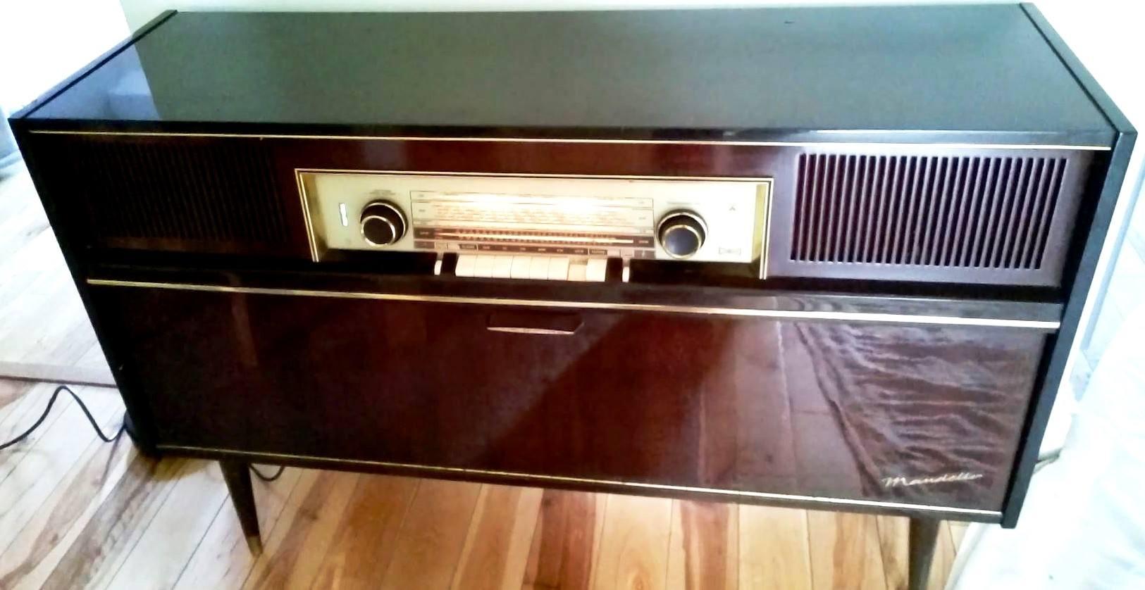 Radiogram image
