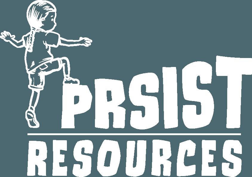 PRSIST BOOKSHOP logo