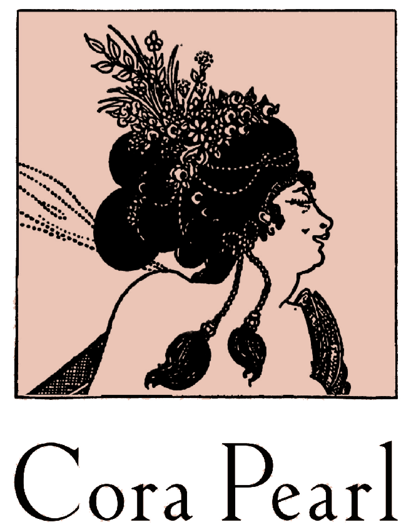 Cora Pearl Logo