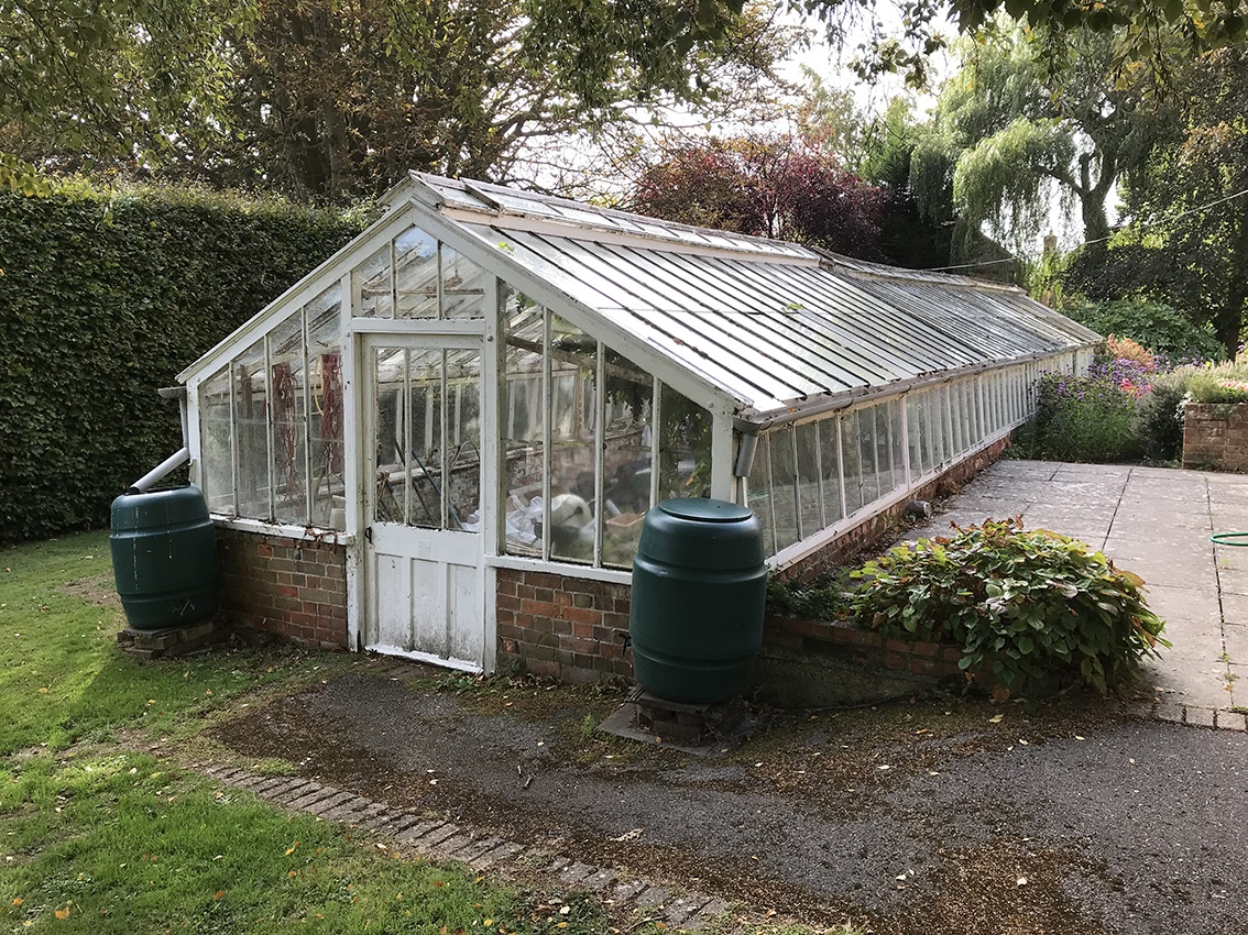 Blackbrook House Greenhouse