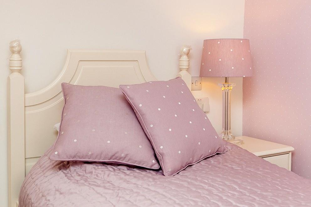 A Blackbrook House bedroom