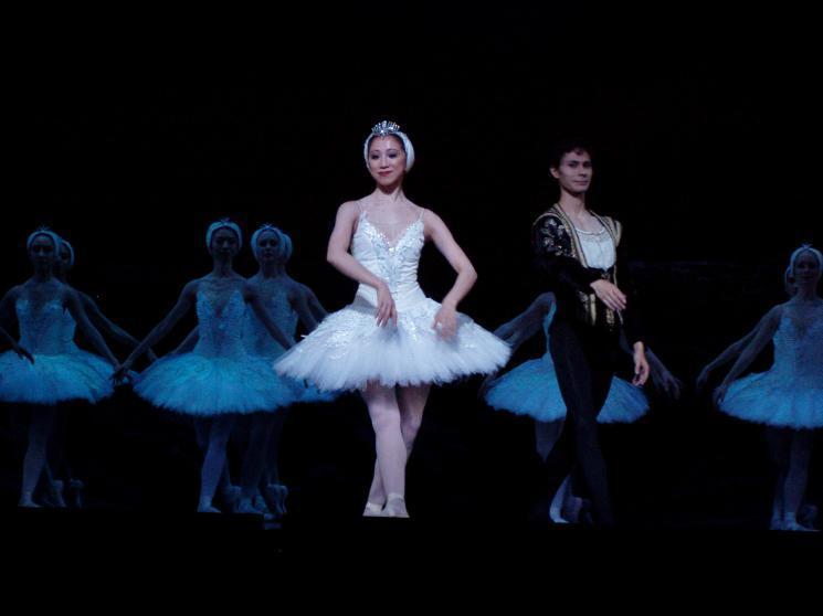 Ballet at the Mayflower Theatre, Southampton