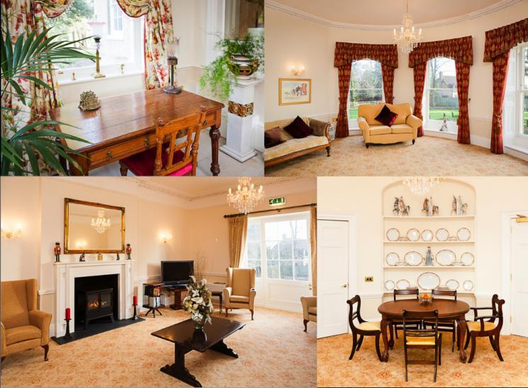 Some of our glorious rooms at Blackbrook House