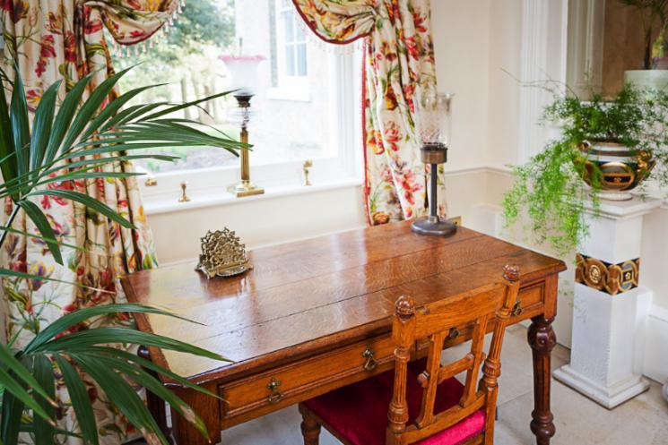Blackbrook House furniture