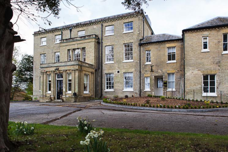Blackbrook House