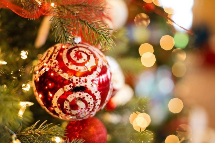 Blackbrook House at Christmas