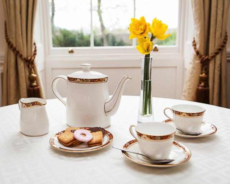 Blackbrook House Residential Care Home For The Elderly Links With Whitely Primary School image