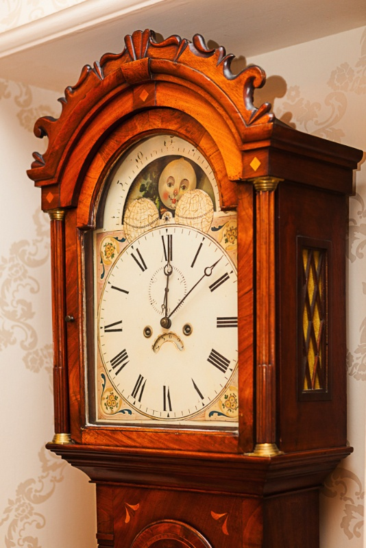 Blackbrook's Welsh grandfather clock