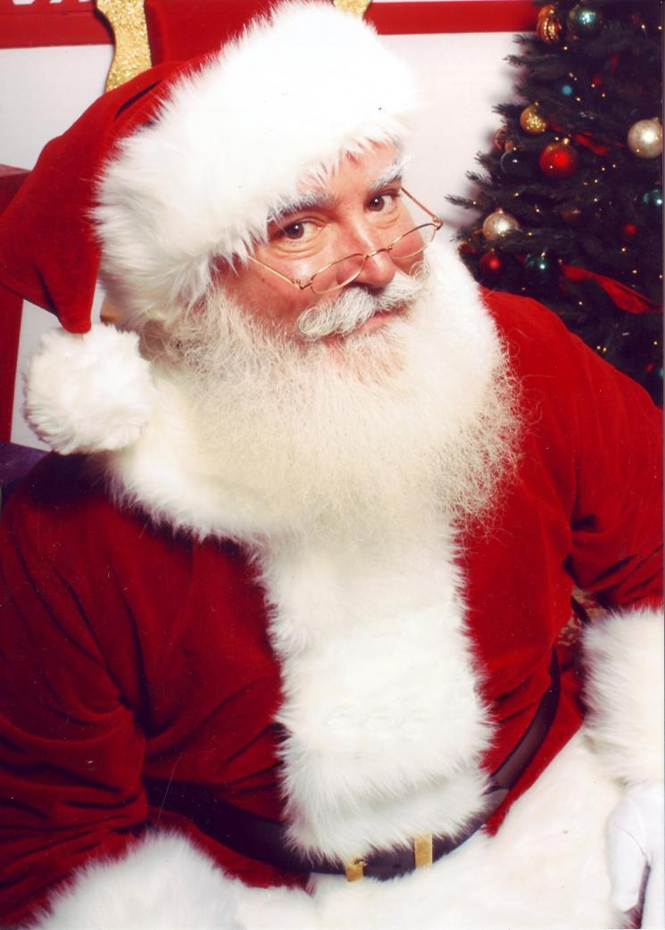 A Talk On The History Of Father Christmas At Blackbrook House image