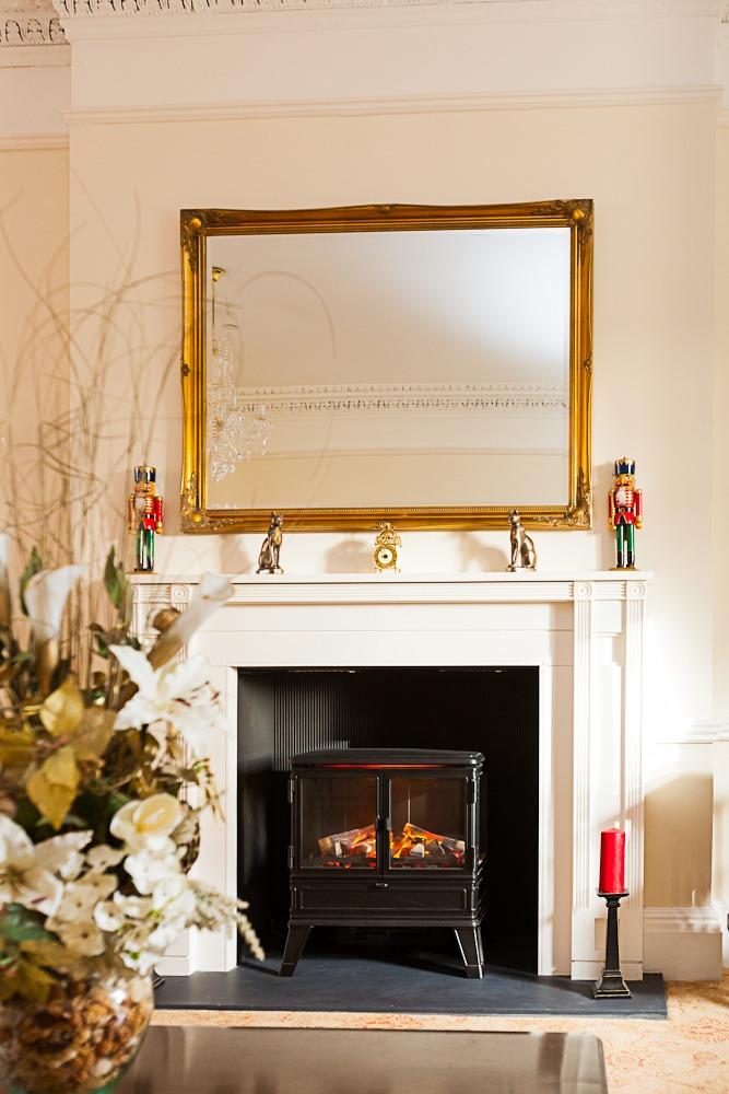 Pantomime Visiting Blackbrook House In December image