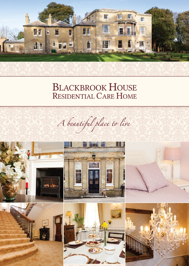 Blackbrook House brochure