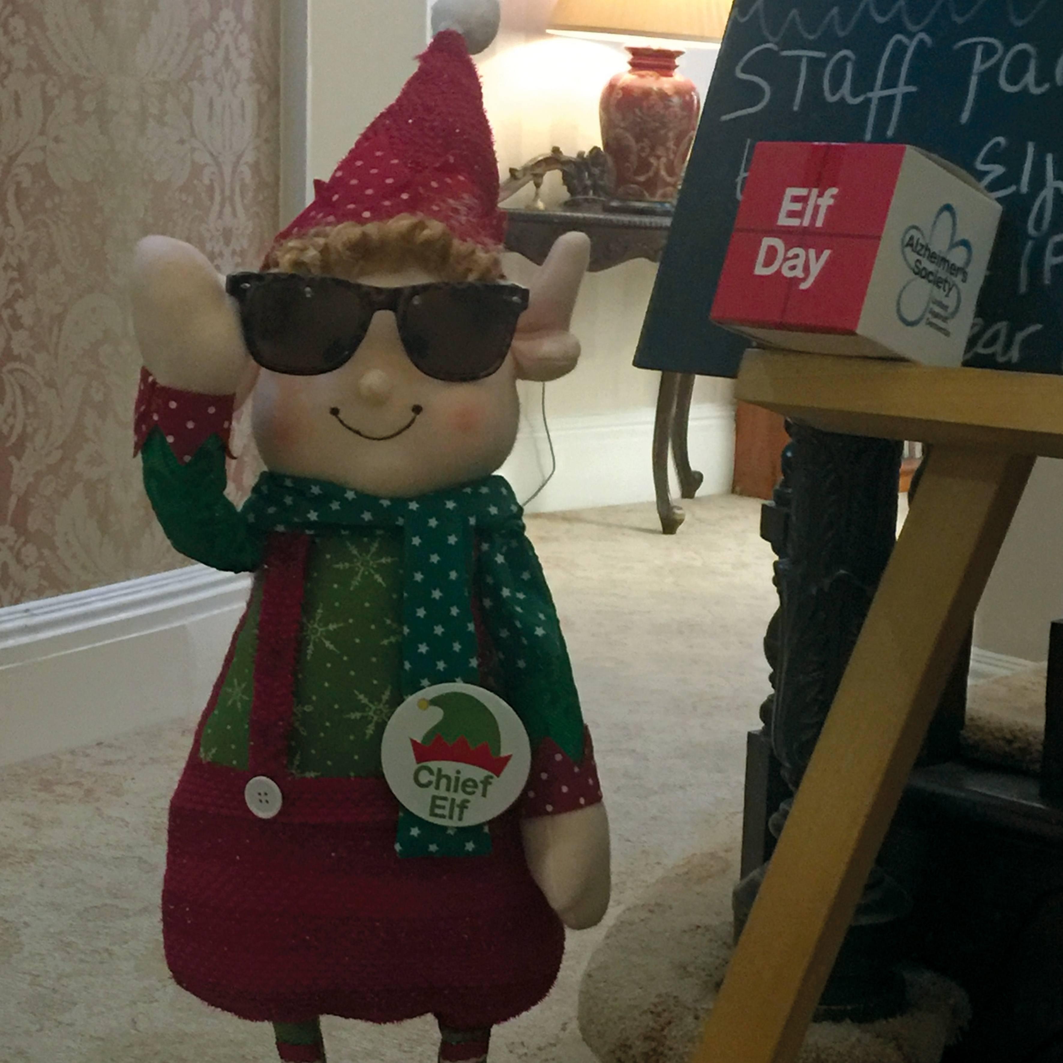 Blackbrook House's Chief Elf