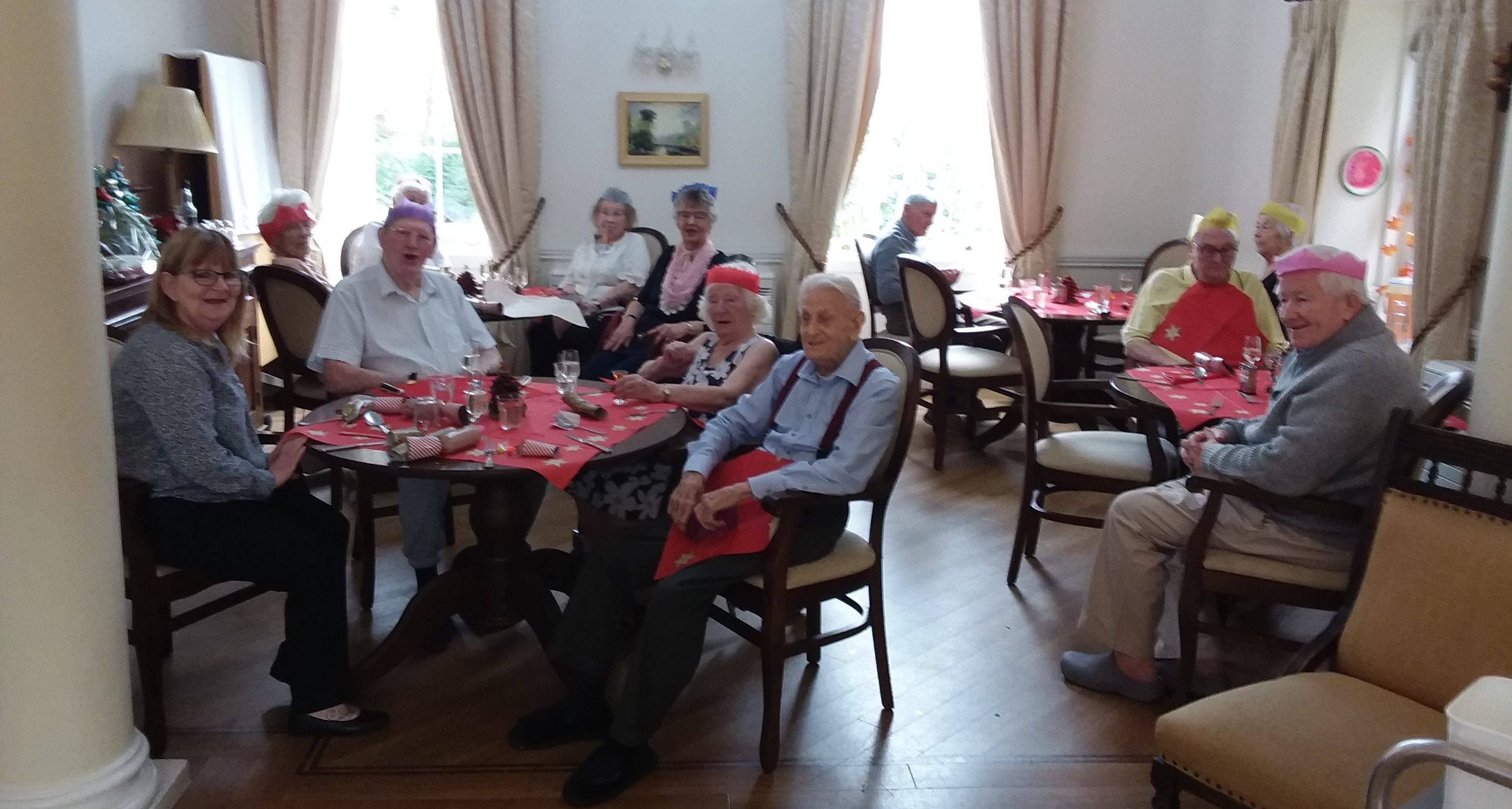 New Year 2020 party at Blackbrook House