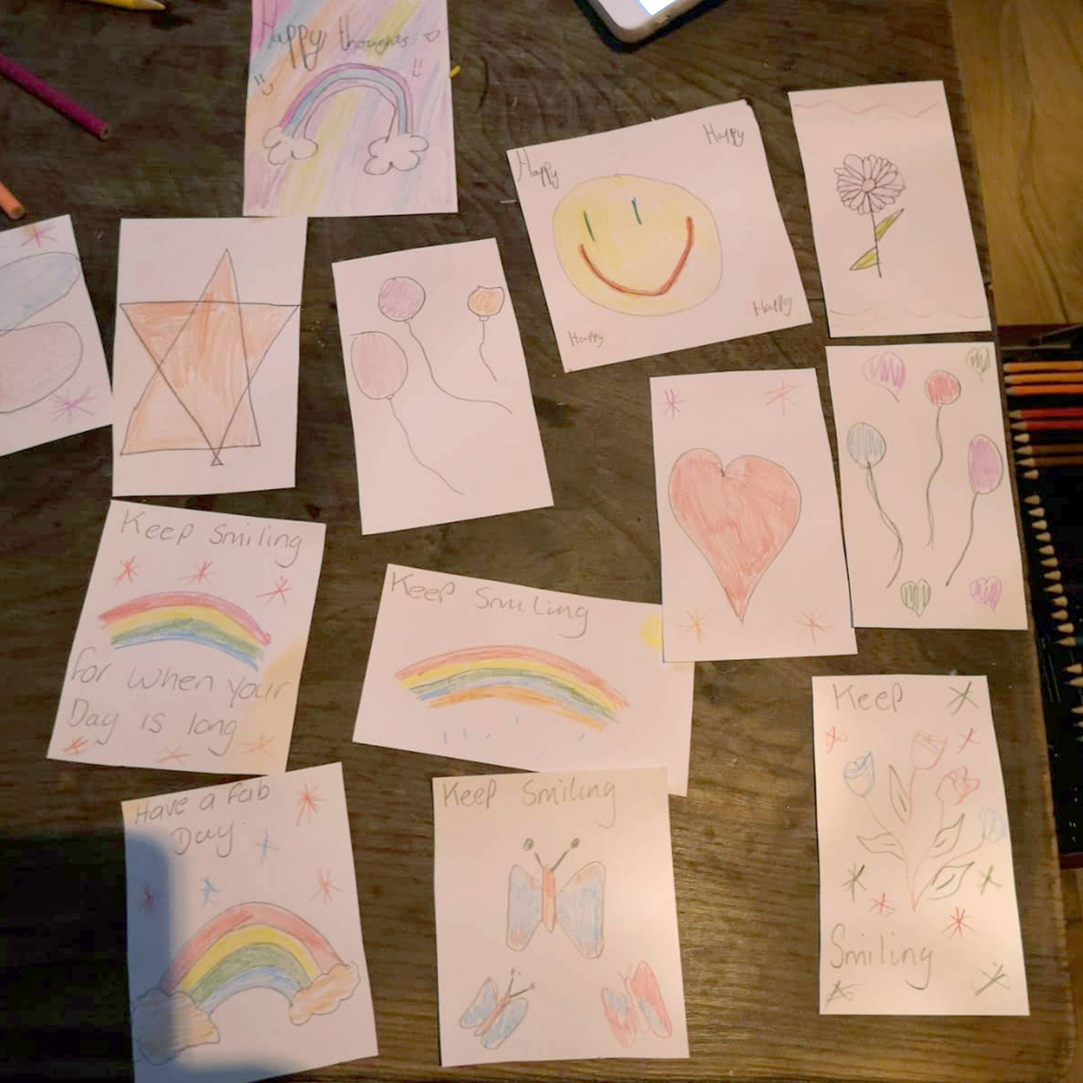 Alisha's creative endeavours