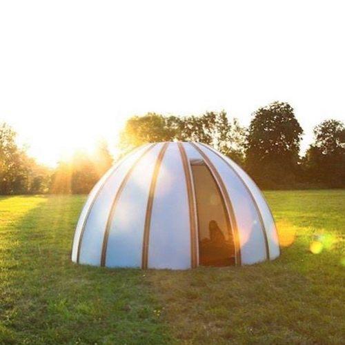 Dream Dome Red Sky Festival