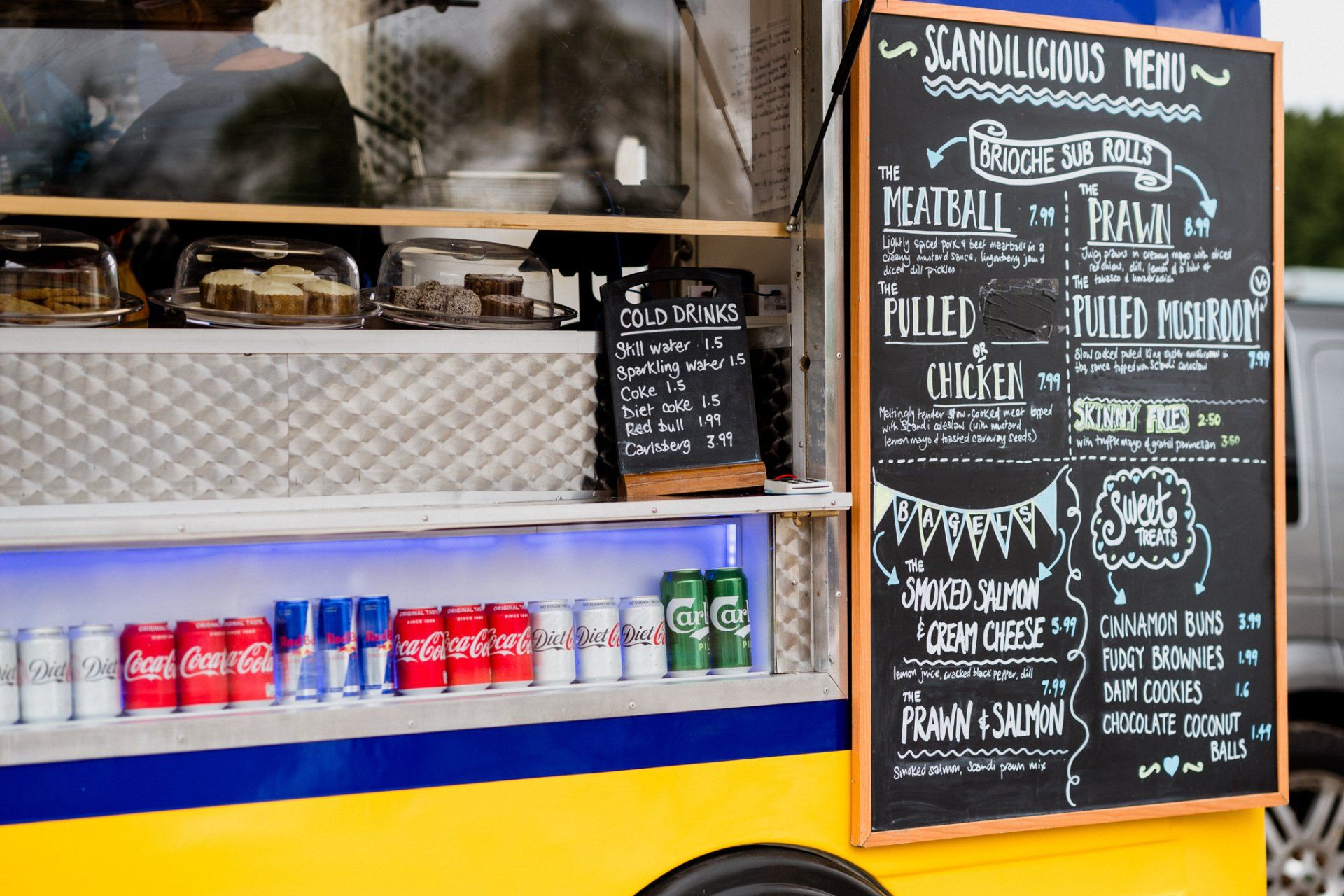 Scandilicious Food Truck