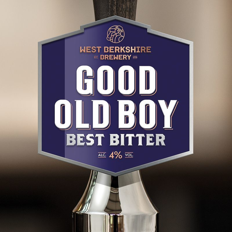 Good Old Boy Best Bitter